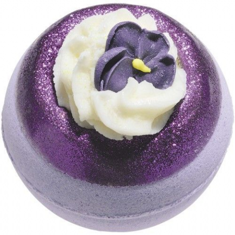 V For Violet Essential Oil Bath Bomb